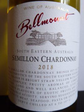 Bellmount Semillon Chardonnay 2018