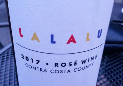 Lalalu Rosé 2017, Inconnu Wines