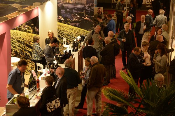 Wine Tasting Fairs 2019 France, USA, Germany, Italy, Asia
