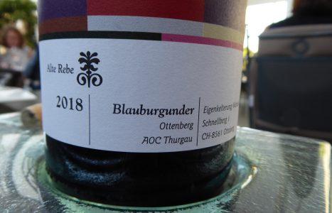 Blauburgunder Ottenberg Alte Rebe 2018, Michael Broger