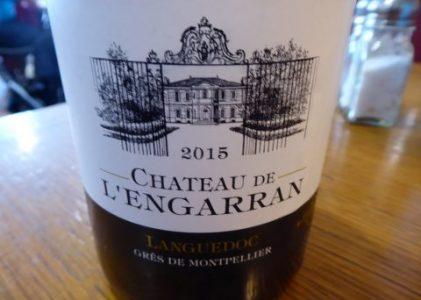 Château Engarran 2015