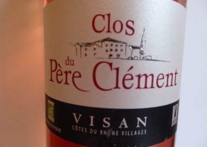 Clos du Père Clément 2017 Rosé