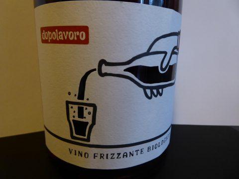 Dopolavoro Frizzante Bio Rosso, Fratelli Corvezzo, Italy