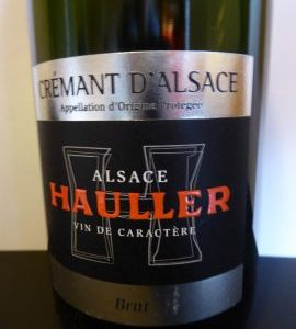 Cremant d'Alsace Brut Hauller