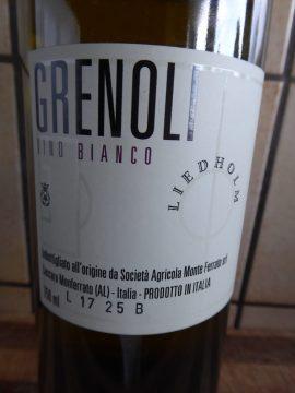 Grenoli Vino Bianco, Liedholm Società Agricola Monte Ferrato
