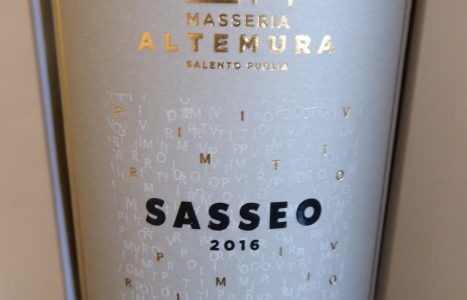 Sasseo 2016, Masseria Altemura