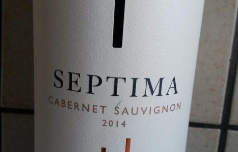 Septima Cabernet Sauvignon 2014